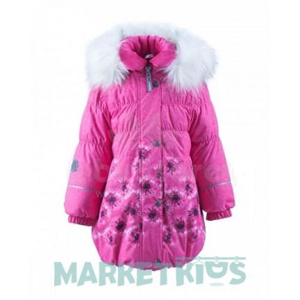 Пальто зимнее Lenne ESTELLE 18334/2619 (розовое)
