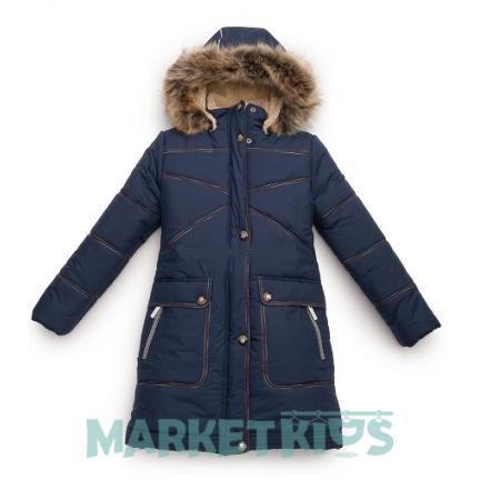 Lenne ISADORA 18365/229 пальто зима (синее)