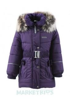Пальто зимнее Lenne SHERYL 18335/612 (сливовое)