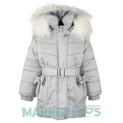 Пальто Lenne MARIA 20328\255 зимнее (серебро)