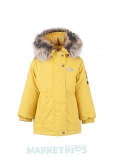Парка Lenne MAYA 20330/112 (модный желтый)