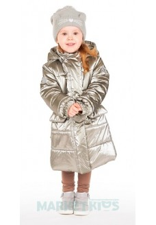 Lenne AVALON 20333 A/1444 пальто зимнее (серебро)