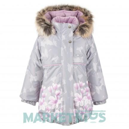 Пальто Lenne STINA 20334/2540 зимнее (серое)