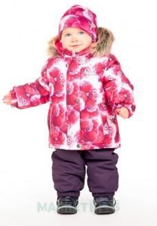 Lenne MINNI 20313 /2677 комплект зима (клюква)