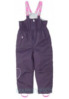 Lenne HEILY 18353/619 полукомбинезон для девочки (фиолетовый)