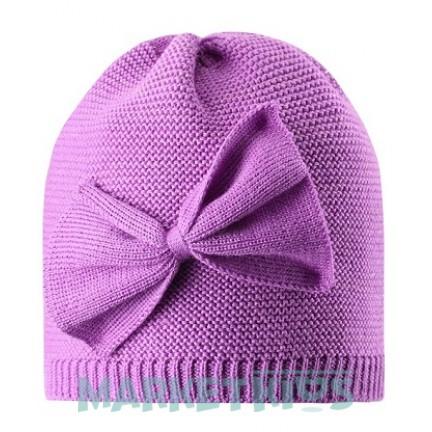 Lassie 728771-5140 шапка зимняя для девочки (бант)