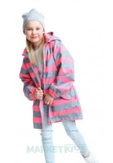 Пальто демисезонное утепленное LASSIE 80г арт 721746 R - 3451