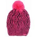 Lenne  RENAC 18389/261 шапка зимняя для девочки (розовая)