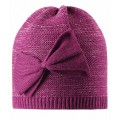 Lassie 728771-4840 шапка зимняя для девочки (бант)