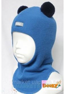 Зимний шлем Beezy 1402/27 мишка (васелек)