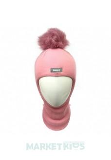 Шлем Beezy (Бизи) 1521/12 зимний (розовый)