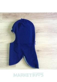 Зимний шлем Beezy (Бизи) 1405/6 балаклава (синий)