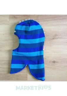 Шлем Beezy (Бизи) 1615/45 дино зимний (полоска)