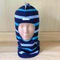 Шлем Beezy (Бизи) 1615/48 дино (полосатик синий), Фото 2