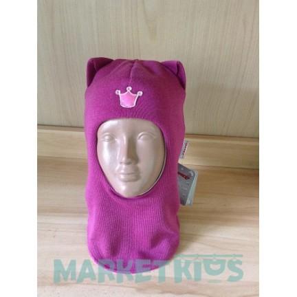 "Шлем Beezy (Бизи) 1450/10 зимний ""кошка"" (фуксия)"
