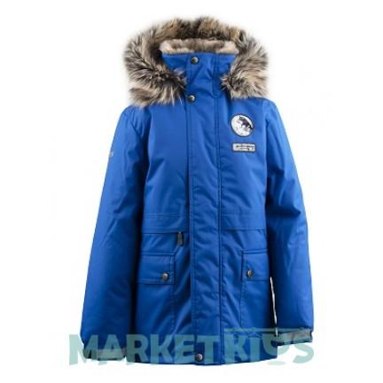 Lenne NASH 19368/676 парка для мальчика зима (ярко синяя)
