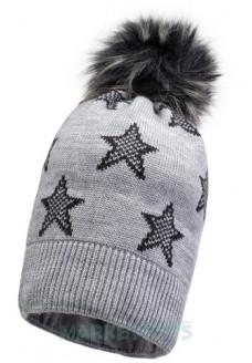 Lenne FIRE 19387/254 шапка зимняя для девочки