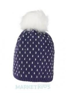 Lenne MONA 19389B/612 шапка зимняя для девочки