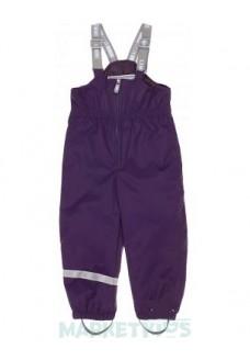 Lenne Ruffy 19239/612 полукомбинезон демисезонный утепленный (фиолетовый)