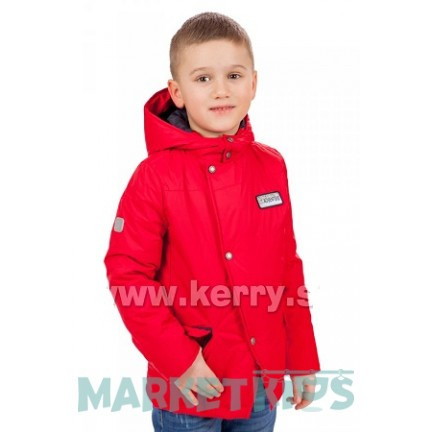 LENNE SAILOR 18220/622 куртка демисезонная (красная)