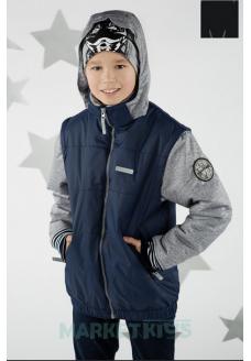 LENNE BERT 18262/229 куртка весна-осень (синяя)
