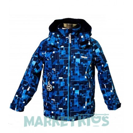 LENNE MARK 18223/2299 куртка весна-осень (синяя)