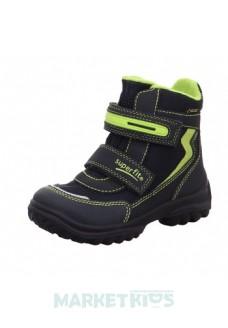 Ботинки зимние SUPERFIT мод. SNOWCAT (темно-синие)