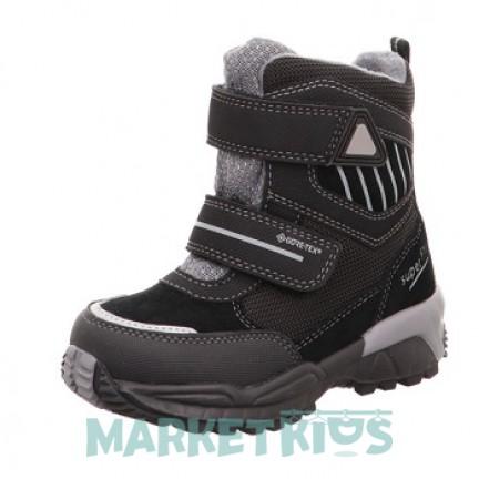 Ботинки зимние SUPERFIT CULUSUK (черные) SUPERWARM