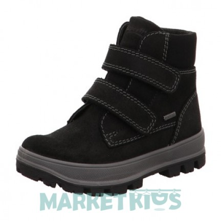 Ботинки зимние SUPERFIT TEDD (черные)